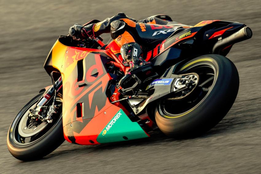 MotoGP Winter Test: Pedrosa fastest, Hafizh 21st Image #779884