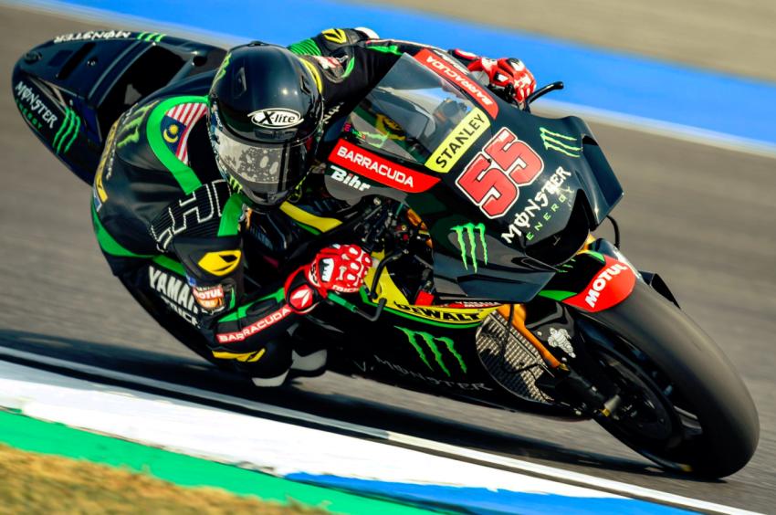 MotoGP Winter Test: Pedrosa fastest, Hafizh 21st Image #779894
