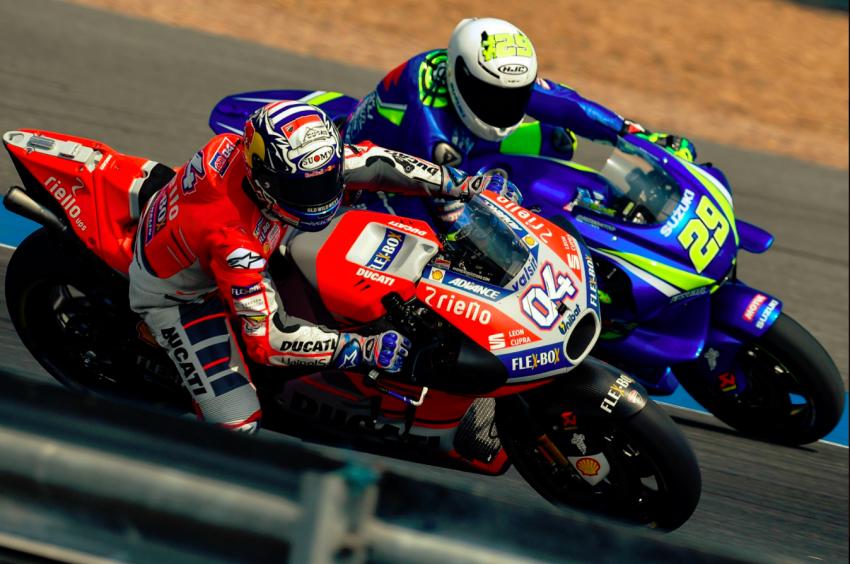 MotoGP Winter Test: Pedrosa fastest, Hafizh 21st Image #779916