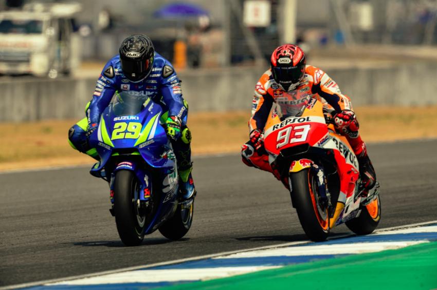 MotoGP Winter Test: Pedrosa fastest, Hafizh 21st Image #779845