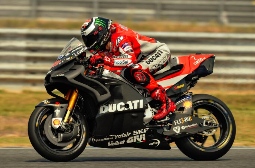MotoGP Winter Test: Pedrosa fastest, Hafizh 21st Image #779925