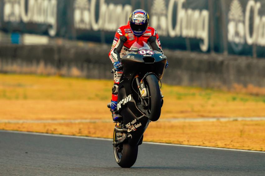 MotoGP Winter Test: Pedrosa fastest, Hafizh 21st Image #779849