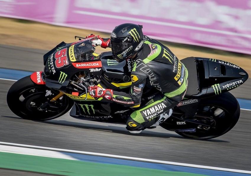 Malaysian Hafizh Syahrin confirmed for 2018 MotoGP Image #781163