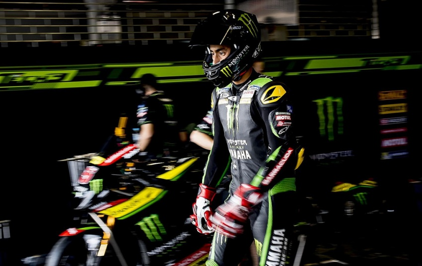 Malaysian Hafizh Syahrin confirmed for 2018 MotoGP Image #781160