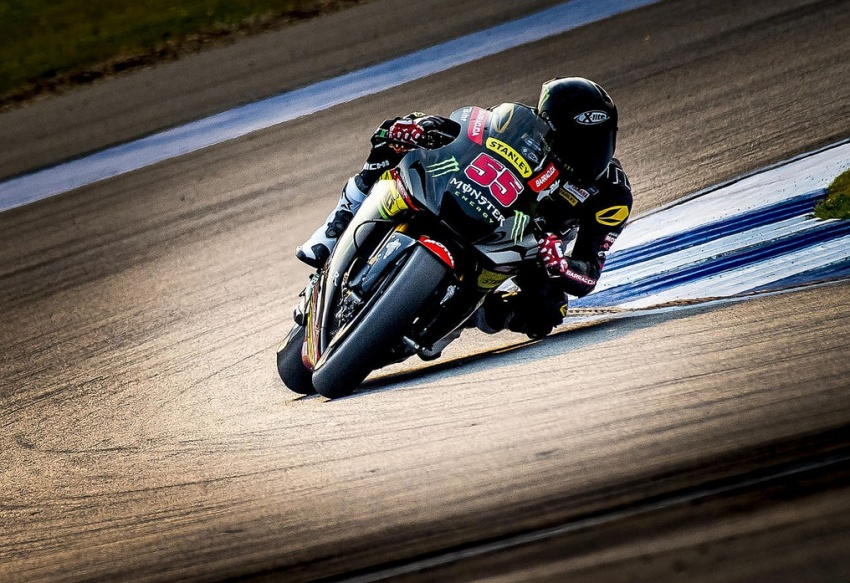 Malaysian Hafizh Syahrin confirmed for 2018 MotoGP Image #781161