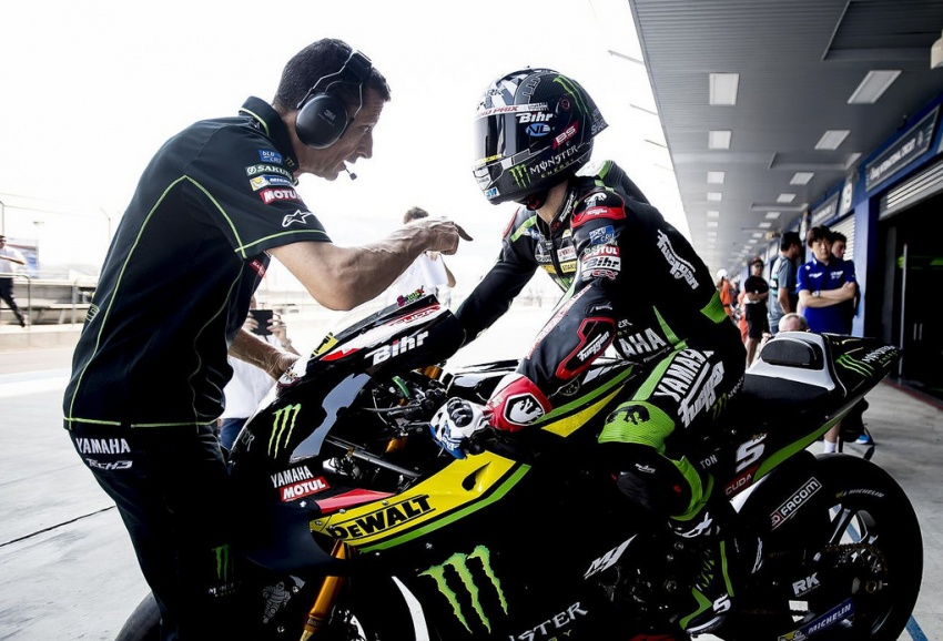 Pasukan Tech 3 bakal mengakhiri kerjasama dengan Yamaha dalam perlumbaan MotoGP selepas 20 tahun Image #782629