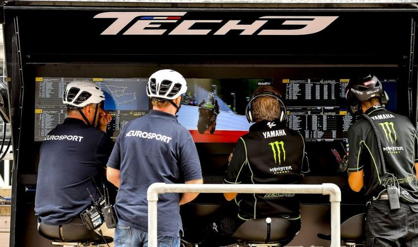 Pasukan Tech 3 bakal mengakhiri kerjasama dengan Yamaha dalam perlumbaan MotoGP selepas 20 tahun Image #782625