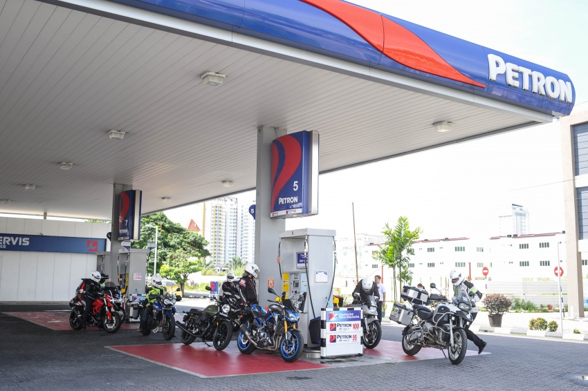 Petron Malaysia ready for RON 95 Euro 4M roll-out Image #774288