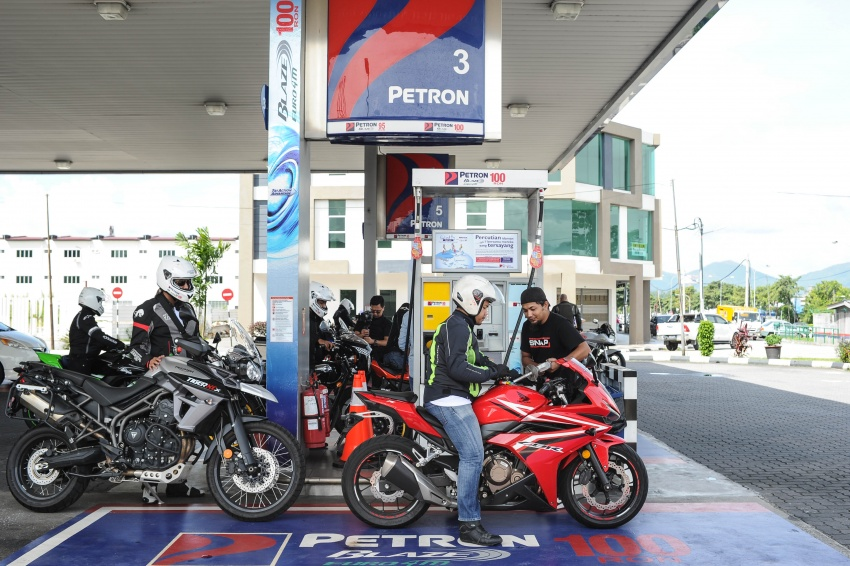 Petron Malaysia ready for RON 95 Euro 4M roll-out Image #774289