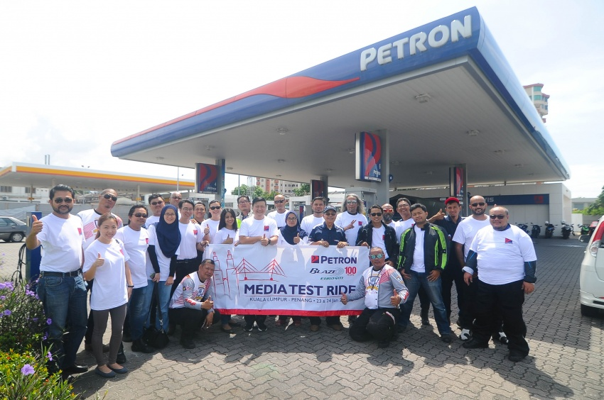 Petron Malaysia ready for RON 95 Euro 4M roll-out Image #774290