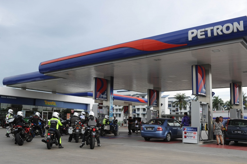 Petron Malaysia ready for RON 95 Euro 4M roll-out Image #774291