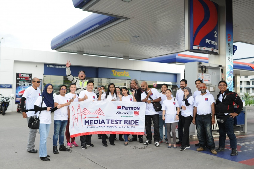Petron Malaysia ready for RON 95 Euro 4M roll-out Image #774293