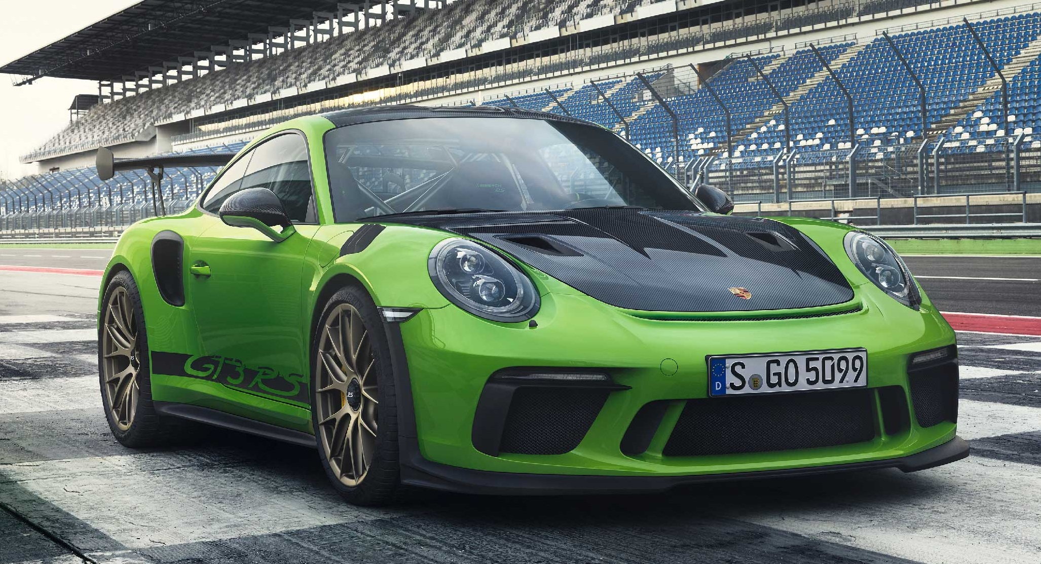 2018 porsche 911 gt3 rs road legal racer reloaded. Black Bedroom Furniture Sets. Home Design Ideas