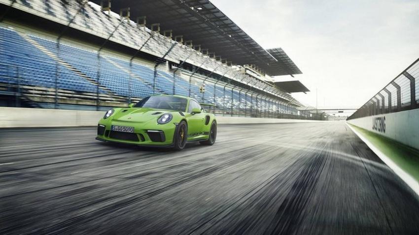 Porsche 911 GT3 RS 2018 – foto rasmi, info bocor Image #776281