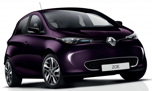 2018 renault zoe receives new r110 electric motor. Black Bedroom Furniture Sets. Home Design Ideas