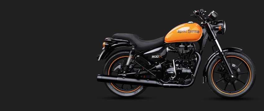 2018 Royal Enfield Thunderbird X launched in India – X 350 at RM9,397, X 500 at RM11,927 Image #784370