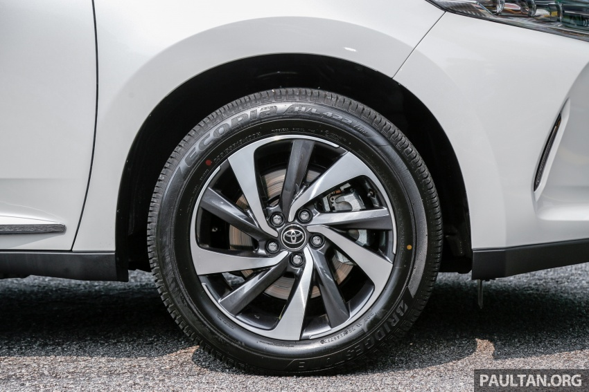 GALLERY: 2018 Toyota Harrier 2.0T Luxury in Malaysia Image #780976