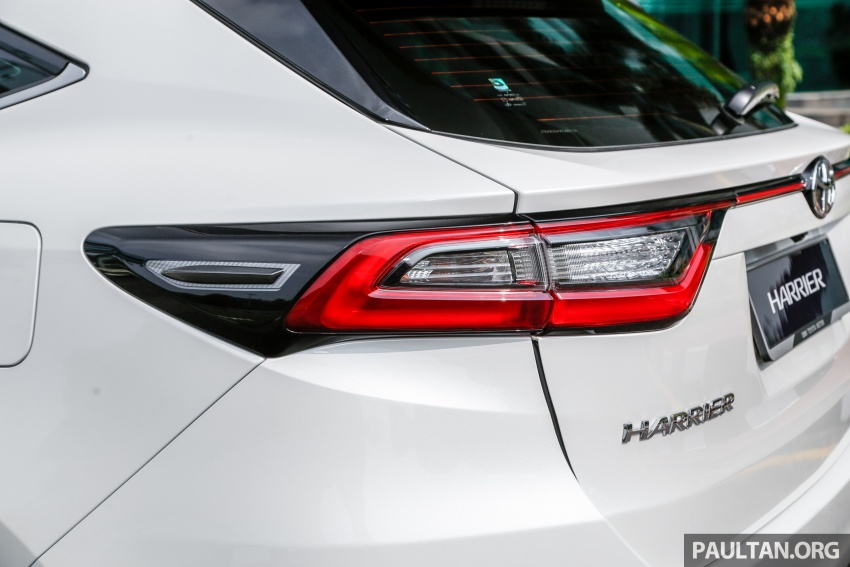 GALLERY: 2018 Toyota Harrier 2.0T Luxury in Malaysia Image #780980