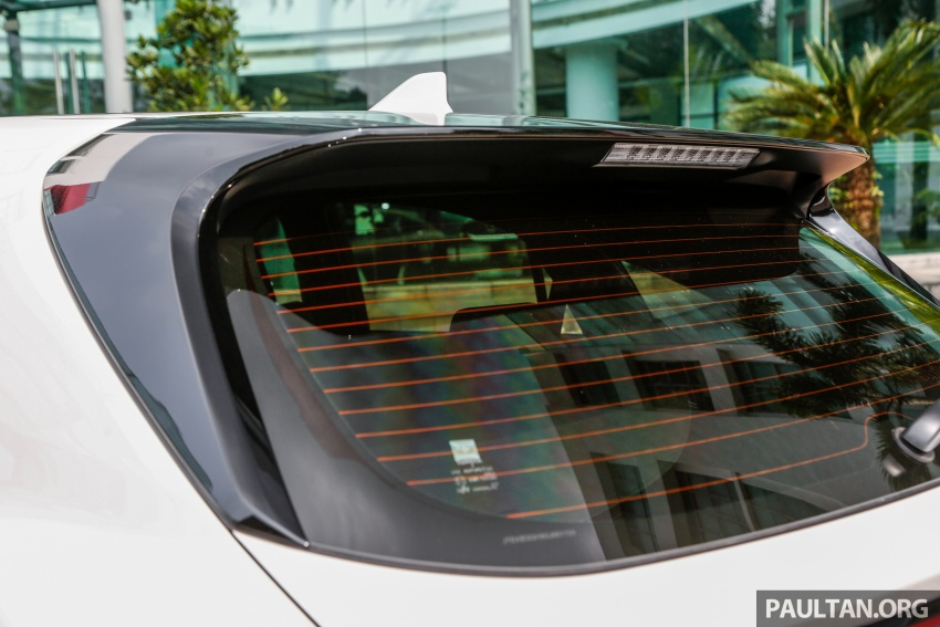 GALLERY: 2018 Toyota Harrier 2.0T Luxury in Malaysia Image #780984
