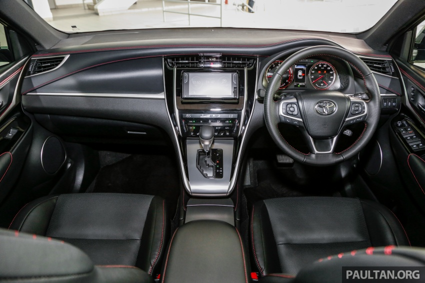 GALLERY: 2018 Toyota Harrier 2.0T Luxury in Malaysia Image #780990