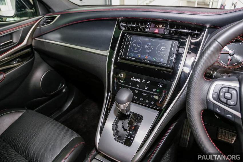 GALLERY: 2018 Toyota Harrier 2.0T Luxury in Malaysia Image #781004