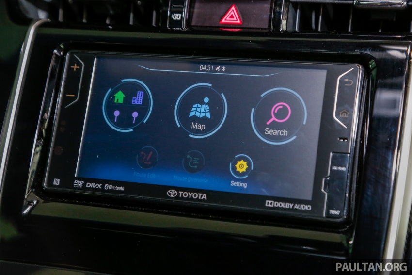 GALLERY: 2018 Toyota Harrier 2.0T Luxury in Malaysia Image #781008