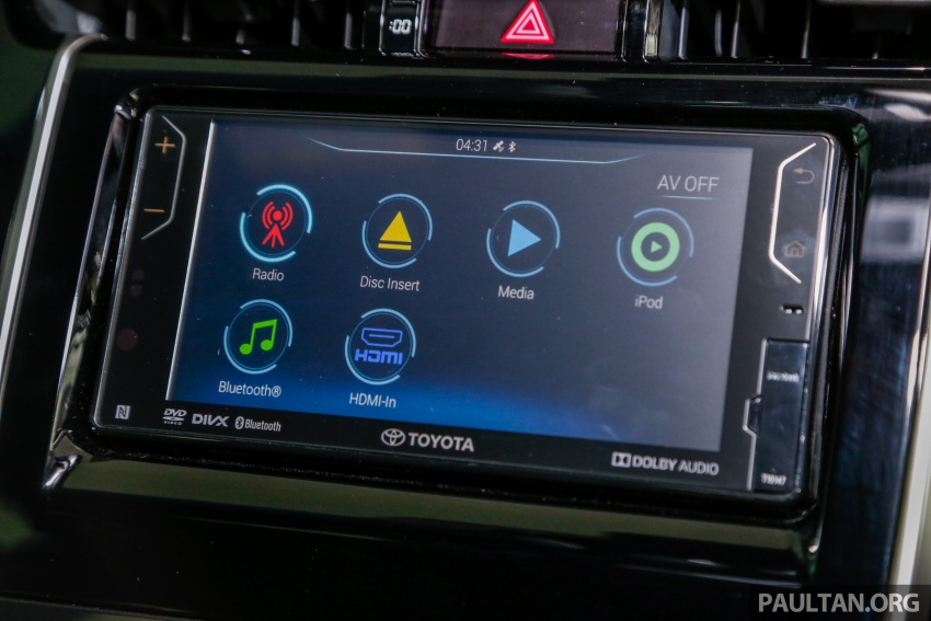GALLERY: 2018 Toyota Harrier 2.0T Luxury in Malaysia Image #781011