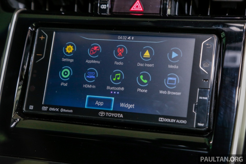 GALLERY: 2018 Toyota Harrier 2.0T Luxury in Malaysia Image #781012