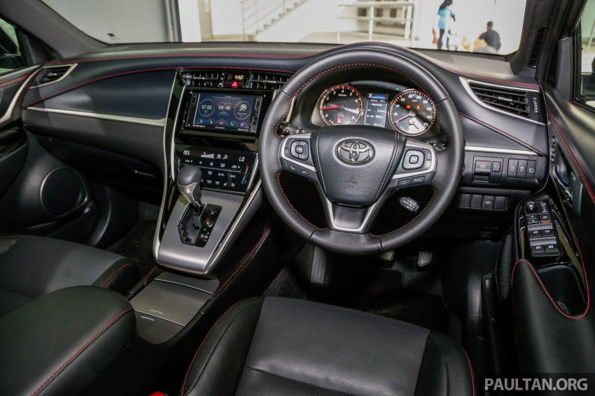 GALLERY: 2018 Toyota Harrier 2.0T Luxury in Malaysia Image #781024