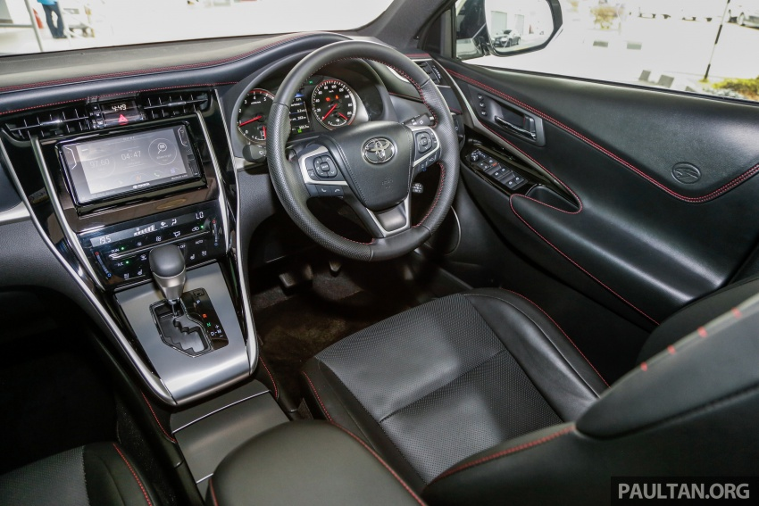 GALLERY: 2018 Toyota Harrier 2.0T Luxury in Malaysia Image #781025