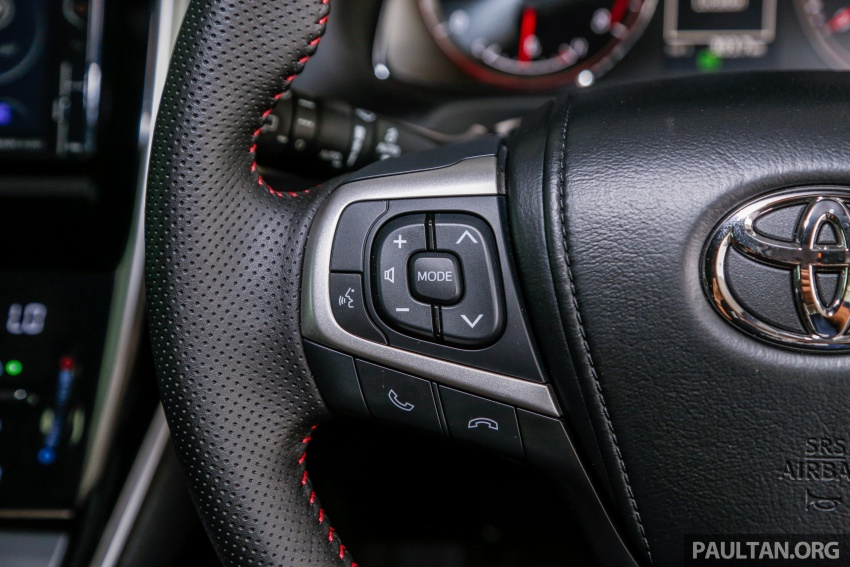 GALLERY: 2018 Toyota Harrier 2.0T Luxury in Malaysia Image #780993