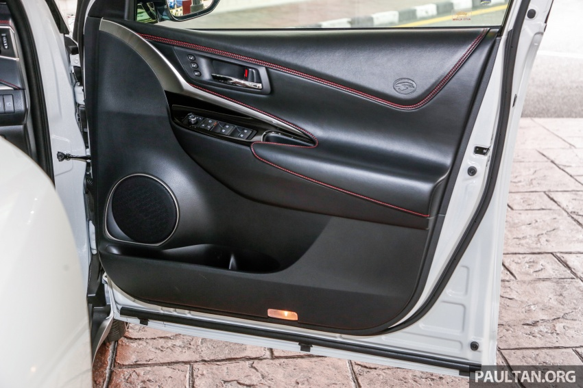 GALLERY: 2018 Toyota Harrier 2.0T Luxury in Malaysia Image #781032