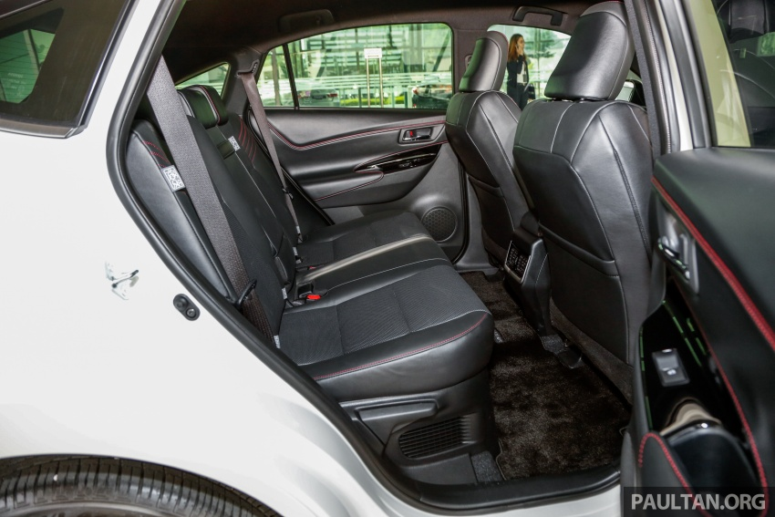 GALLERY: 2018 Toyota Harrier 2.0T Luxury in Malaysia Image #781035