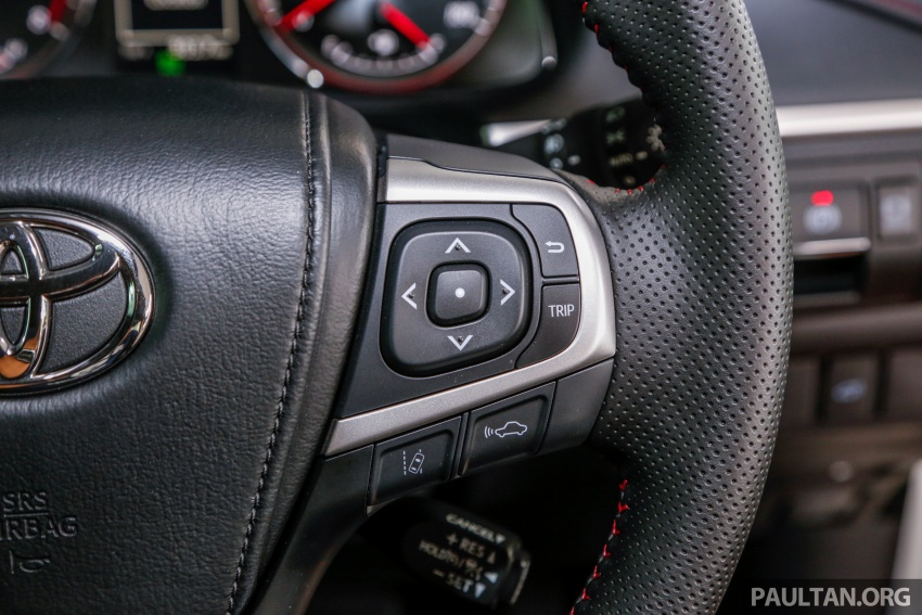 GALLERY: 2018 Toyota Harrier 2.0T Luxury in Malaysia Image #780994