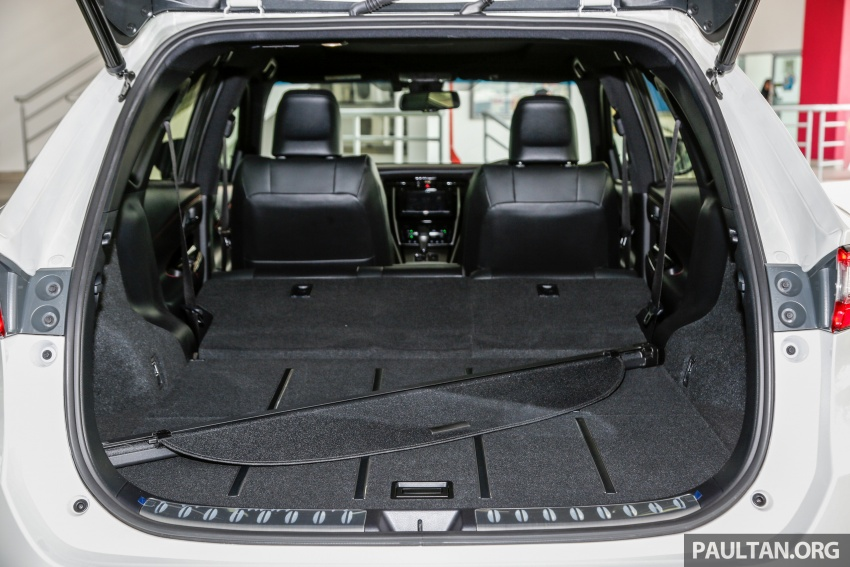 GALLERY: 2018 Toyota Harrier 2.0T Luxury in Malaysia Image #781043