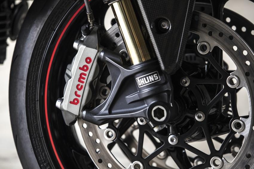 2018 Triumph Speed Triple 1050 – 150 PS, 117 Nm Image #775561