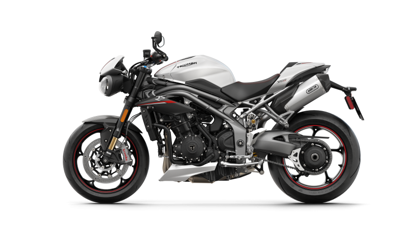 2018 Triumph Speed Triple 1050 – 150 PS, 117 Nm Image #775574