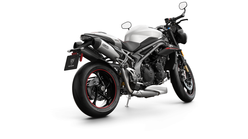 2018 Triumph Speed Triple 1050 – 150 PS, 117 Nm Image #775576