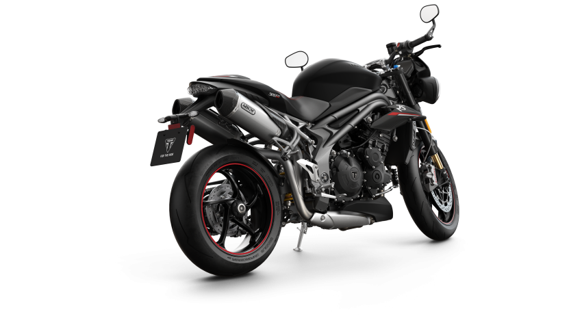 2018 Triumph Speed Triple 1050 – 150 PS, 117 Nm Image #775577