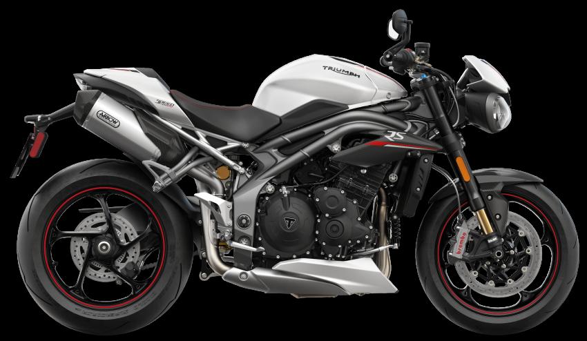 2018 Triumph Speed Triple 1050 – 150 PS, 117 Nm Image #775580