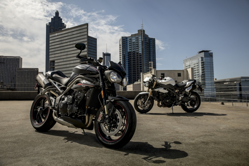 2018 Triumph Speed Triple 1050 – 150 PS, 117 Nm Image #775555