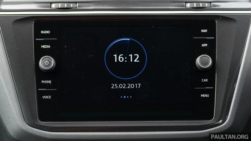 Volkswagen Tiguan Comfortline, Tiguan Highline and Passat Highline get new-gen head unit; no price hike Image #782976