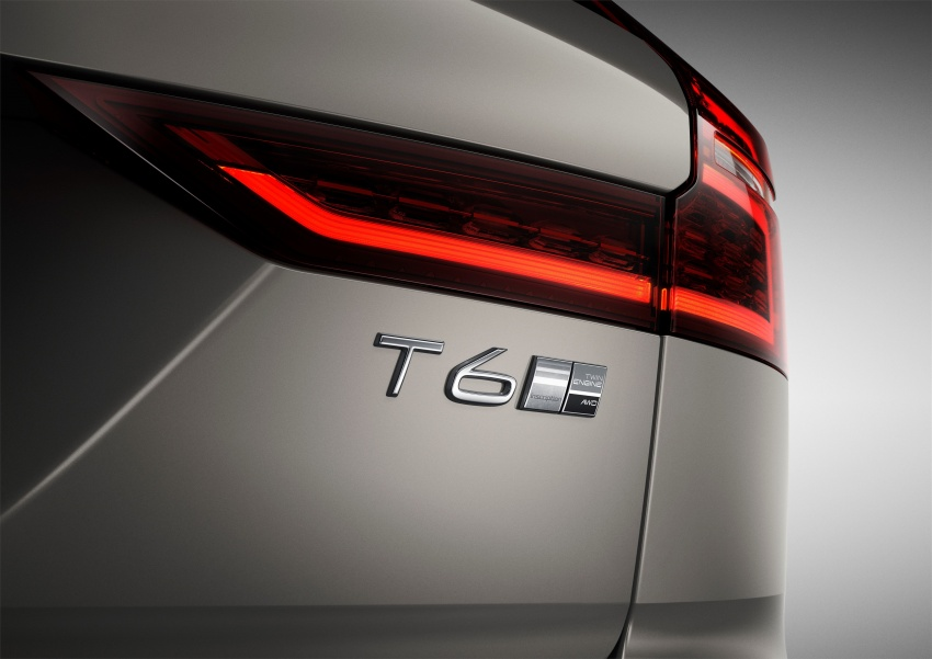 2018 Volvo V60 unveiled – new T6 Twin Engine PHEV Image #781375