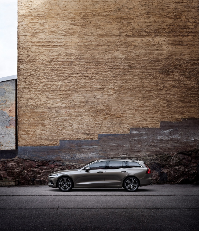 2018 Volvo V60 unveiled – new T6 Twin Engine PHEV Image #781410