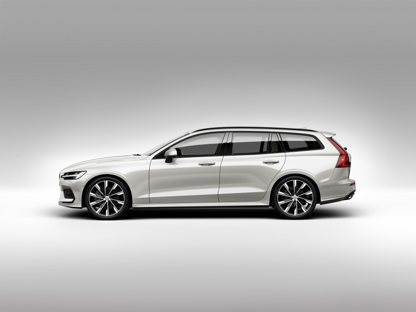 2018 Volvo V60 unveiled – new T6 Twin Engine PHEV Image #781356