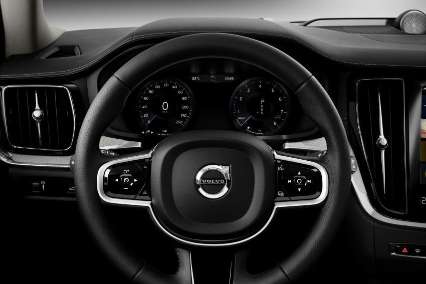 2018 Volvo V60 unveiled – new T6 Twin Engine PHEV Image #781414