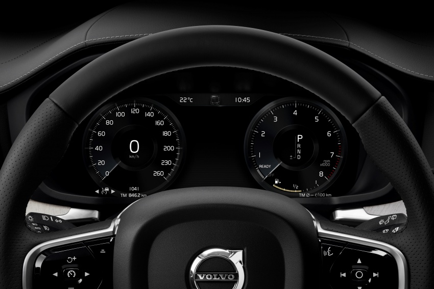 2018 Volvo V60 unveiled – new T6 Twin Engine PHEV Image #781415