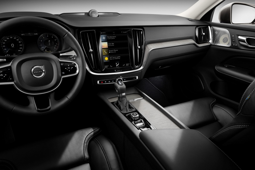 2018 Volvo V60 unveiled – new T6 Twin Engine PHEV Image #781419