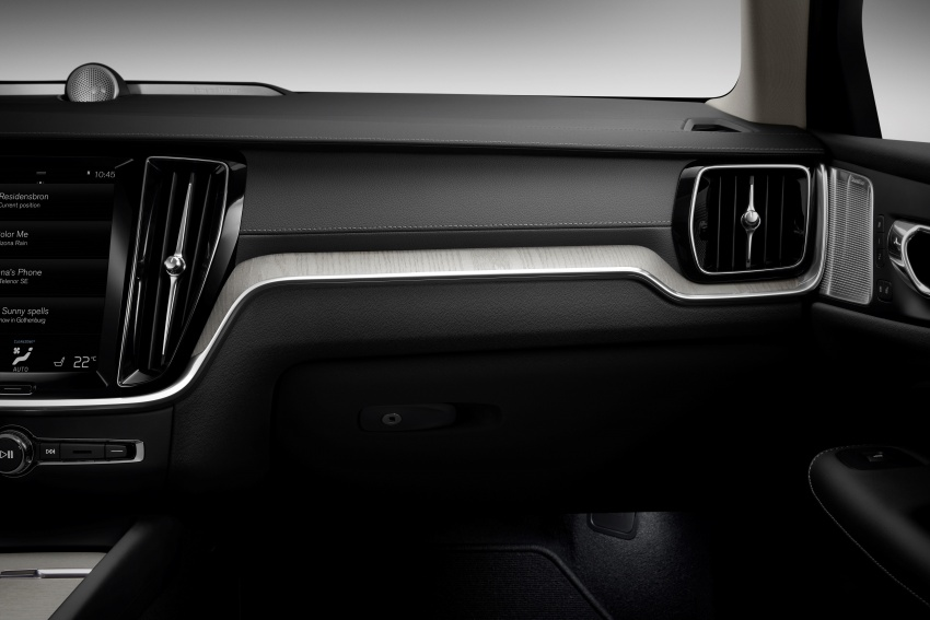 2018 Volvo V60 unveiled – new T6 Twin Engine PHEV Image #781421