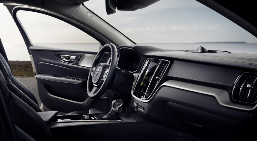 2018 Volvo V60 unveiled – new T6 Twin Engine PHEV Image #781423